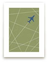 The Jet Set Art by Amber Barkley