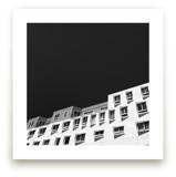 Rectangle with a Square by Kamala Nahas