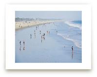 Santa Monica Beach 4 by Jan Kessel