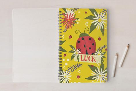 LADYBUG SPIRIT ANIMAL Notebooks