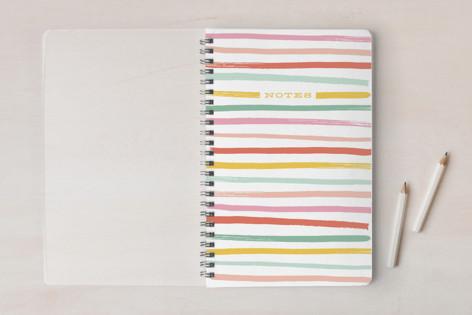 Fruit Stripes Journal Notebooks