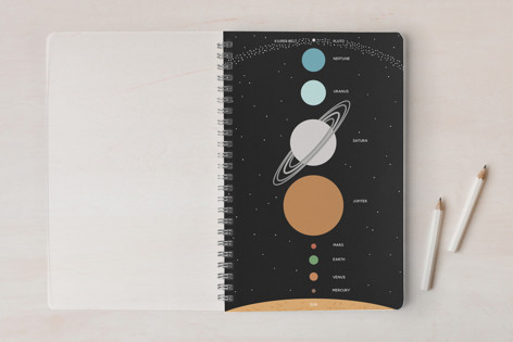 The Solar System Notebooks