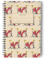 Drum Kit by Lisa Travis