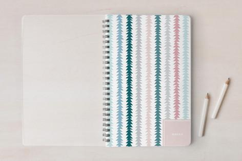 Bohemian Stripes Book Notebooks