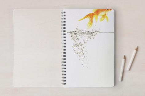 Aquatic High Jump Notebooks