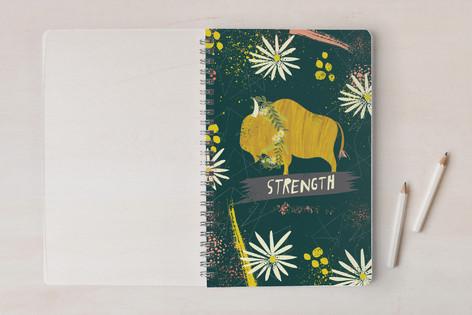 BUFFALO SPIRIT ANIMAL Notebooks