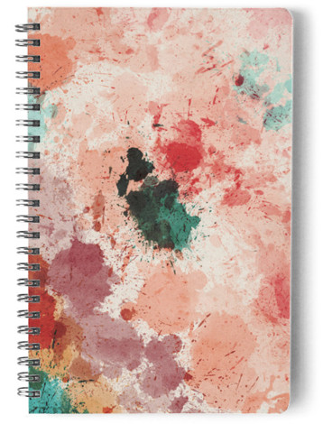 Splashes Marketplace Day Planner, Notebook, Or Address Book
