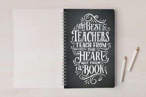 The Best Teachers Notebooks