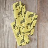 Designer Giraffe  Self Launch Napkins