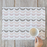Bohemian Wave Self Launch Placemats