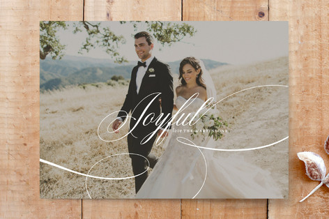 joyful elegance Custom Stationery
