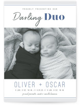 Darling Duo by Janelle Wourms