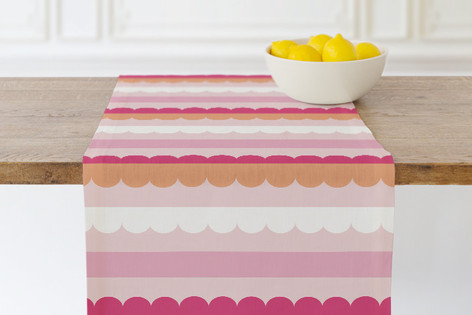 Bold Lines Self Launch Table runners
