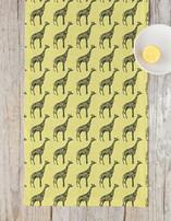 Designer Giraffe  Self Launch Table runners