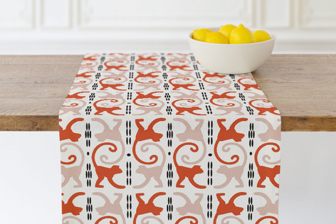 cocktail monkeys Self Launch Table runners