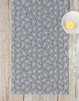 Perfect Paisley Self Launch Table runners