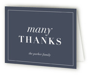 New Guestroom Moving Announcements Thank You Cards