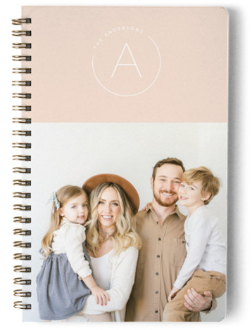 Simple Day Planner, Notebook, Or Address Book