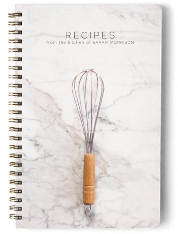 Baker's Notebook Day Planner, Notebook, Or Address Book