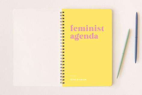 Feminist Agenda Notebooks