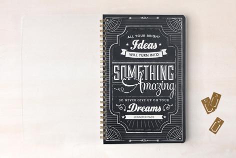 Chalkboard Dreams Notebooks