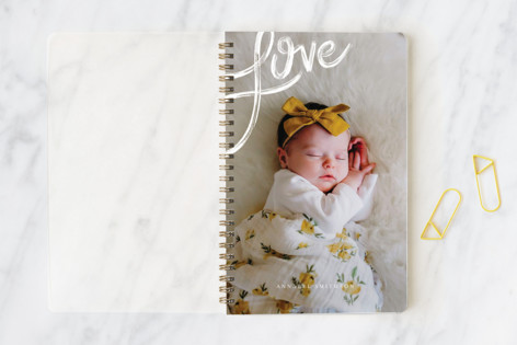 Love Lettered Notebooks