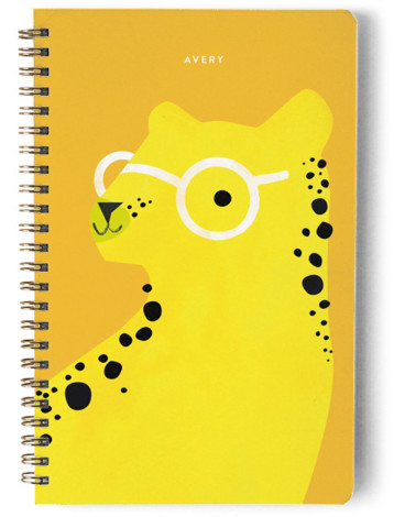 Cheetah Day Planner, Notebook, Or Address Book