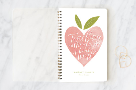 From the Heart Notebooks