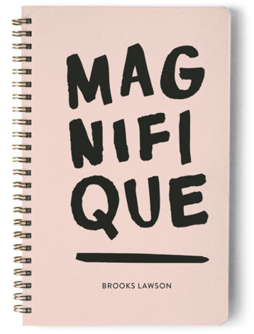 Magnifique Day Planner, Notebook, Or Address Book