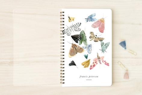 Moths Notebooks