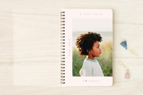 Blush Notebooks