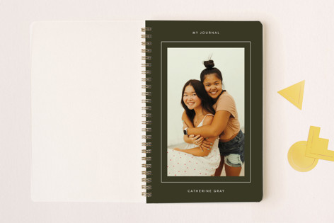 Framed Journal Notebooks