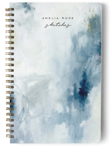 Abstract Day Planner, Notebook, Or Address Book