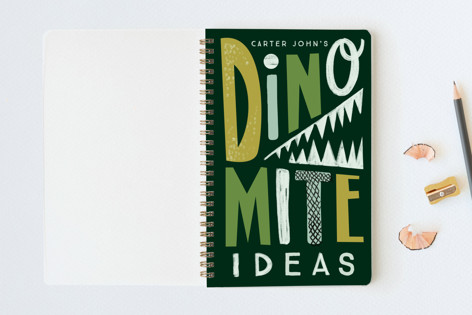 Dinomite Ideas Notebooks