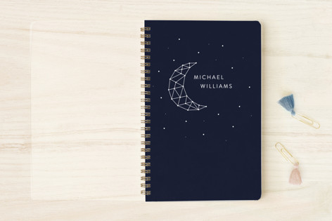 Moon and stars Notebooks