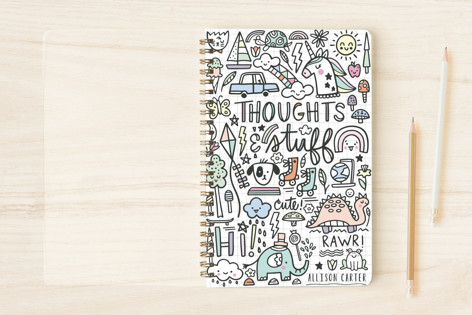 Thoughts & Stuff Notebooks