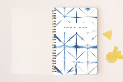 Dyed Notebooks