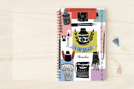 Vintage Ink Notebooks