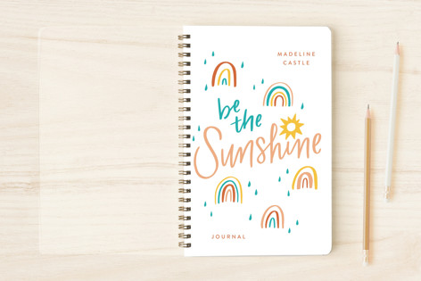 Be the Sunshine Notebooks
