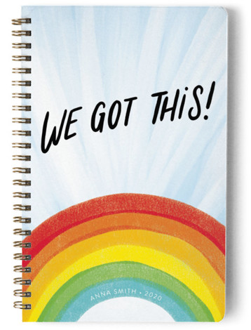 We Got This Day Planner, Notebook, Or Address Book