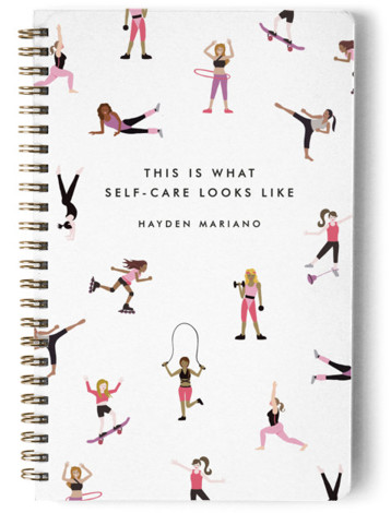 Self Care Day Planner, Notebook, Or Address Book