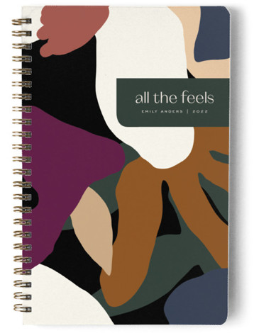 When Frankie Met Flora Day Planner, Notebook, Or Address Book