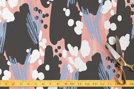Pop Pattern Fabric