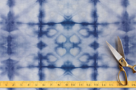 All tiled up Fabric