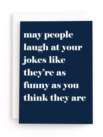 Courtesy Laugh Father's Day Greeting Cards
