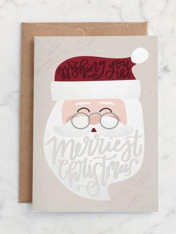 Merriest Santa