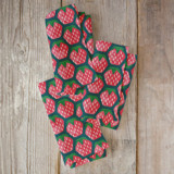 Geometric strawberries by Igor