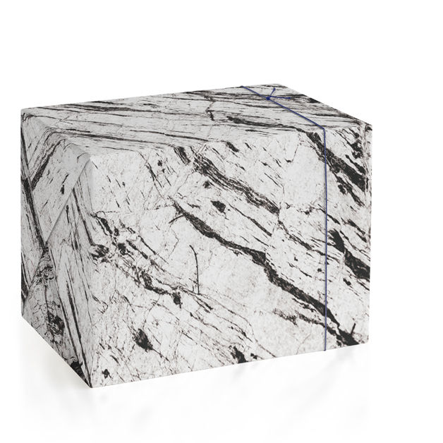 Zebra Rock Wrapping Paper
