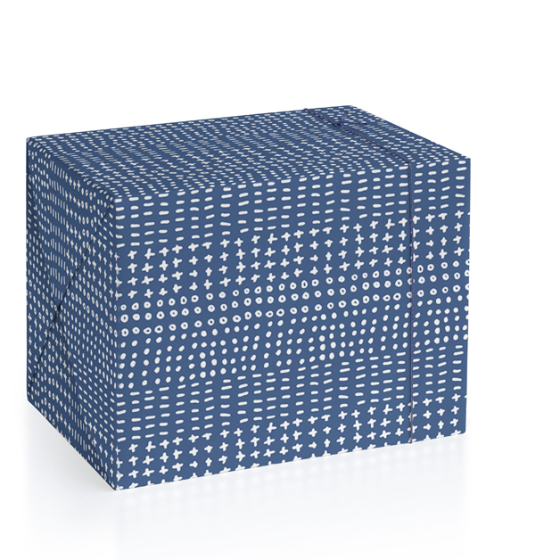 Dot Dash Wrapping Paper