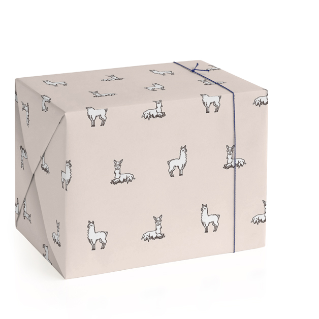 Lima Line Wrapping Paper